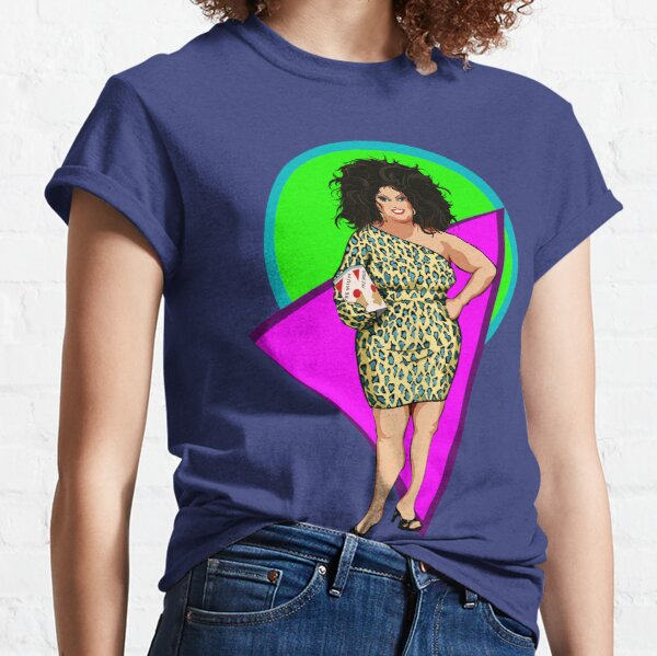 Divine as Dawn Davenport Classic T-Shirt