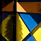Afternoon Door Reflected by ElyseFradkin
