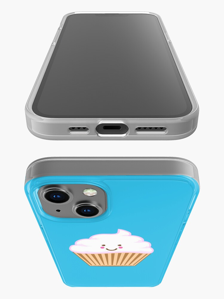 Alternate view of CUPCAKE! iPhone Case