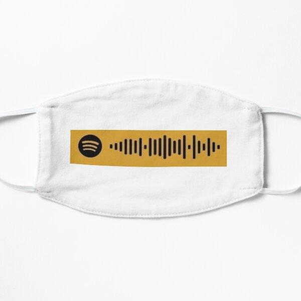 Guns and Ships  - Hamilton Original Cast Recording Spotify Code Mask