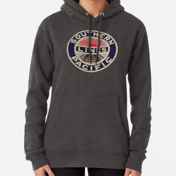 Southern Pacific Rail Line USA Pullover Hoodie