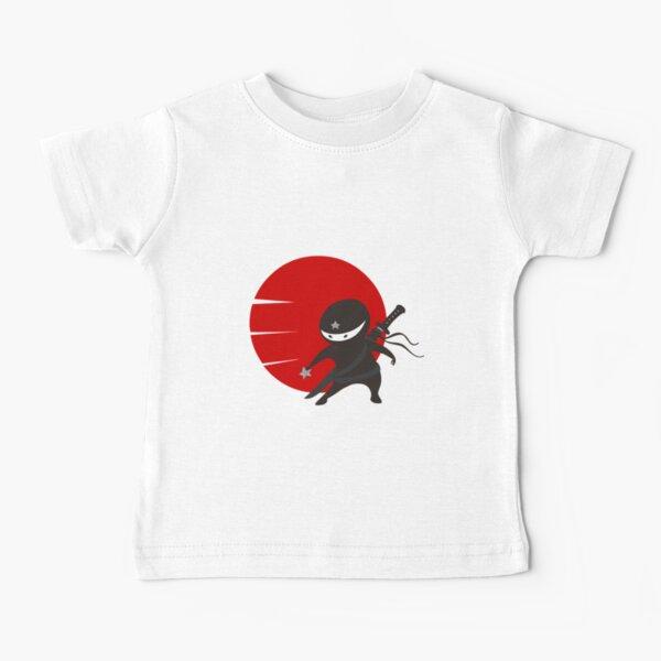 LITTLE NINJA STAR Baby T-Shirt