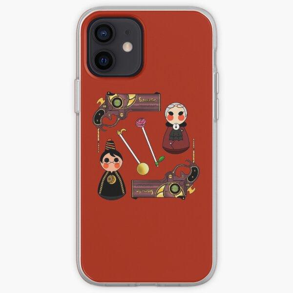 Bayonetta Design Pack  iPhone Soft Case