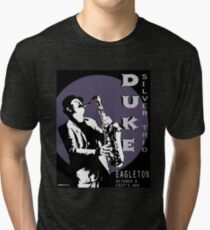 Duke Silver Live In Concert  Tri-blend T-Shirt