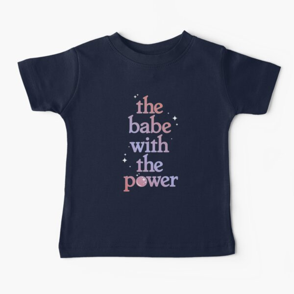 Labyrinth Babe with the Power Baby T-Shirt
