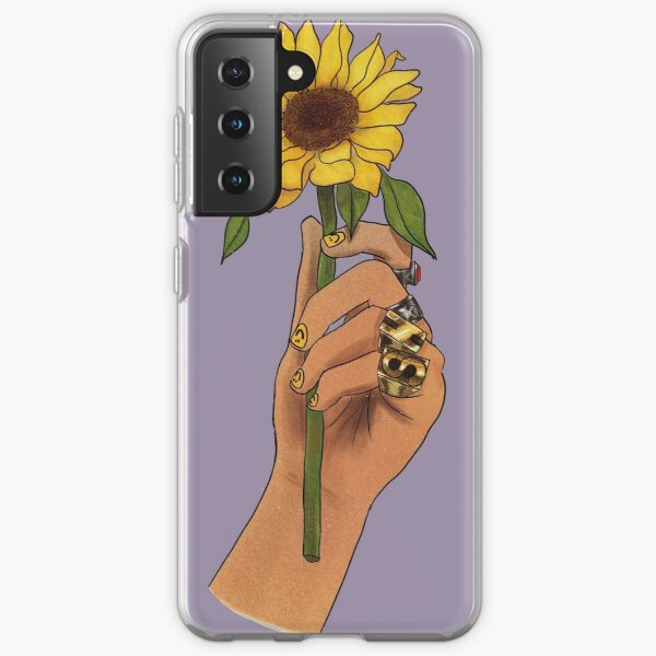 want you more than a melody Samsung Galaxy Soft Case