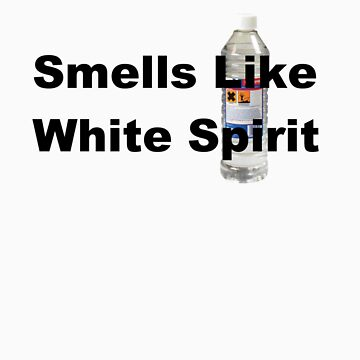 smells like white spirit by Wokswagen