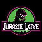 Jurassic Love by huckblade