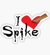 Hearting Spike Sticker