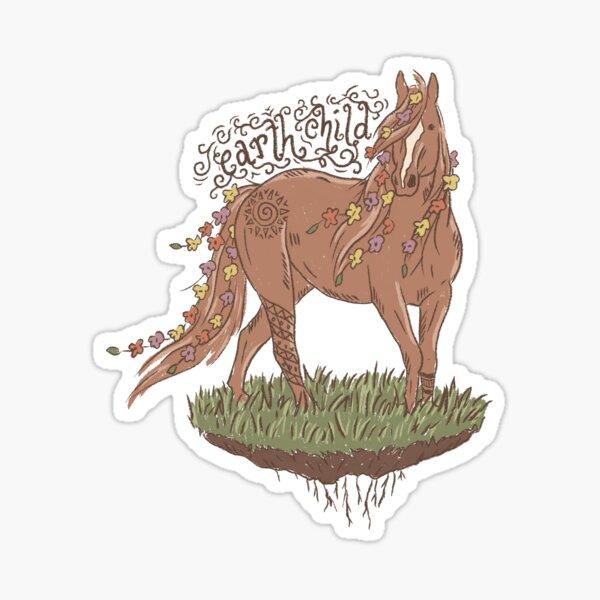 Earth Child Sticker