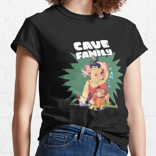 Cave Family Classic T-Shirt
