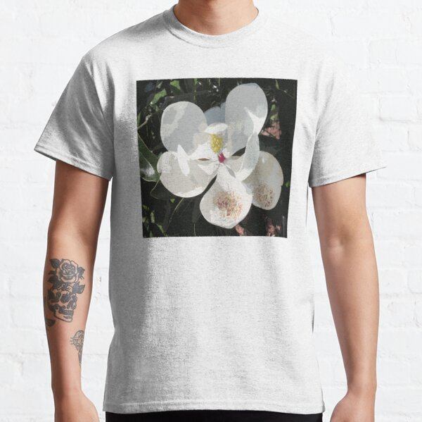 MAGNOLIA SOUTHERN BEAUTY AND  VERY ROMANTIC Classic T-Shirt