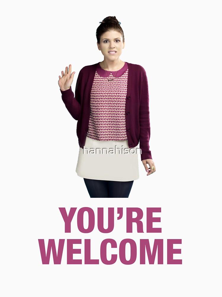 You're Welcome   Women's T-Shirt