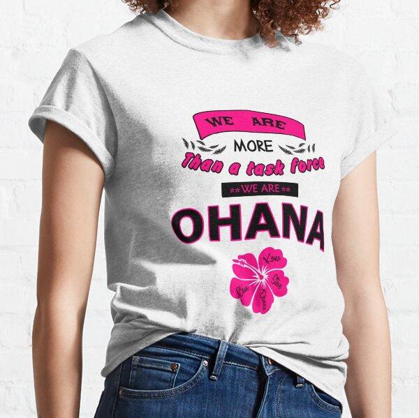 H50 Ohana Camiseta clásica