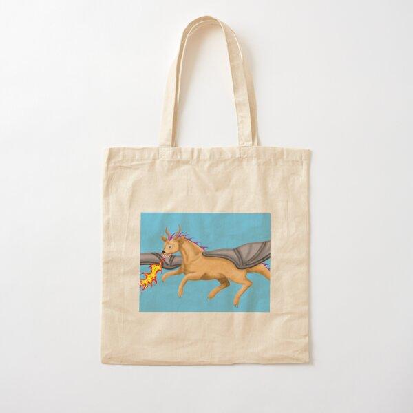 Asantra's Creature 1 Cotton Tote Bag