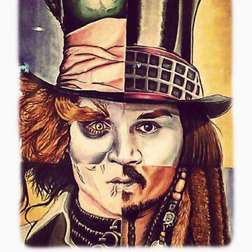 johnny deep by fejant