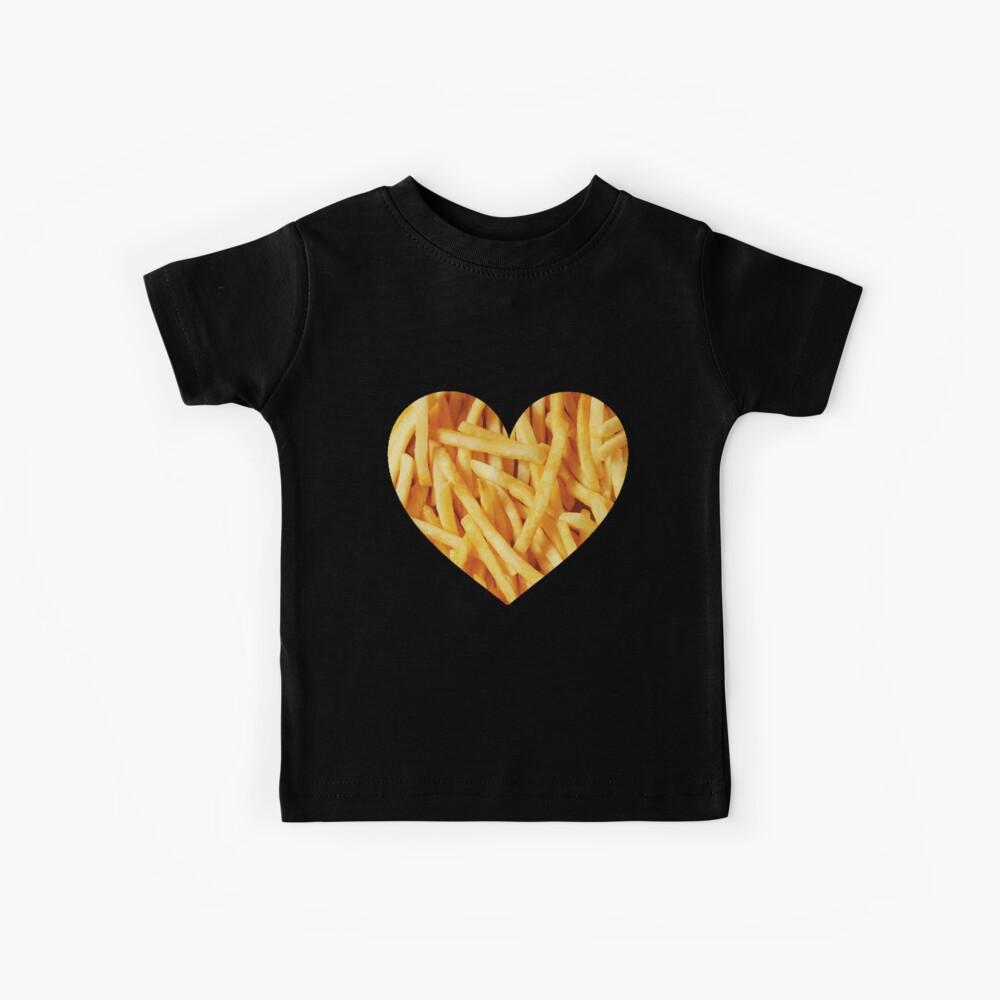 Fries Love Kids T-Shirt