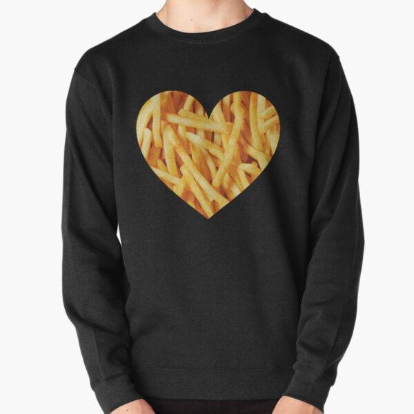 Fries Love Pullover Sweatshirt