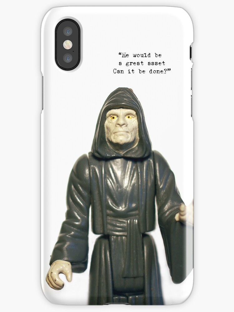 iPhone Case - Emperor ROJ by fenjay
