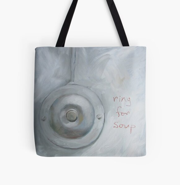 Ring for soup All Over Print Tote Bag