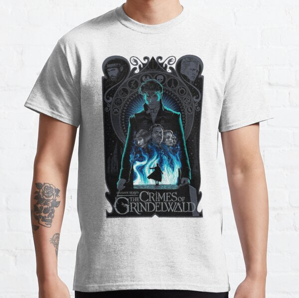 the crimes of grindelwald Classic T-Shirt