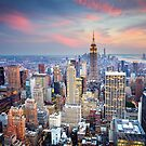 New York City by damienlee