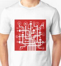 Arrow medicine Unisex T-Shirt