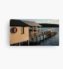 Wagonga Inlet Canvas Print