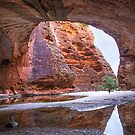 Cathedral Gorge by Liz Percival