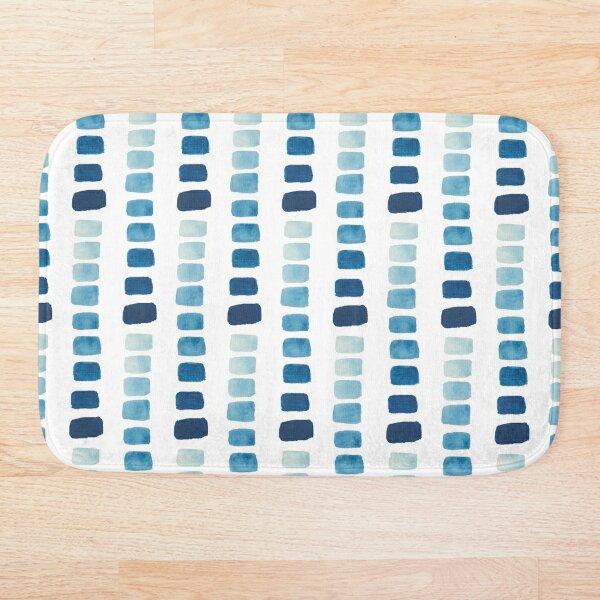 Turn Blue Bath Mat