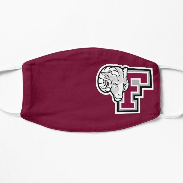 Fordham Rams Flat Mask