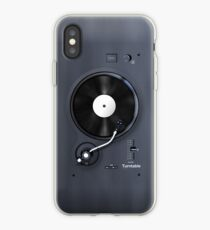 In Turntable We Trust iPhone Case