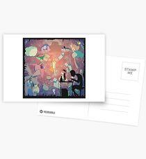Mine. Postcards