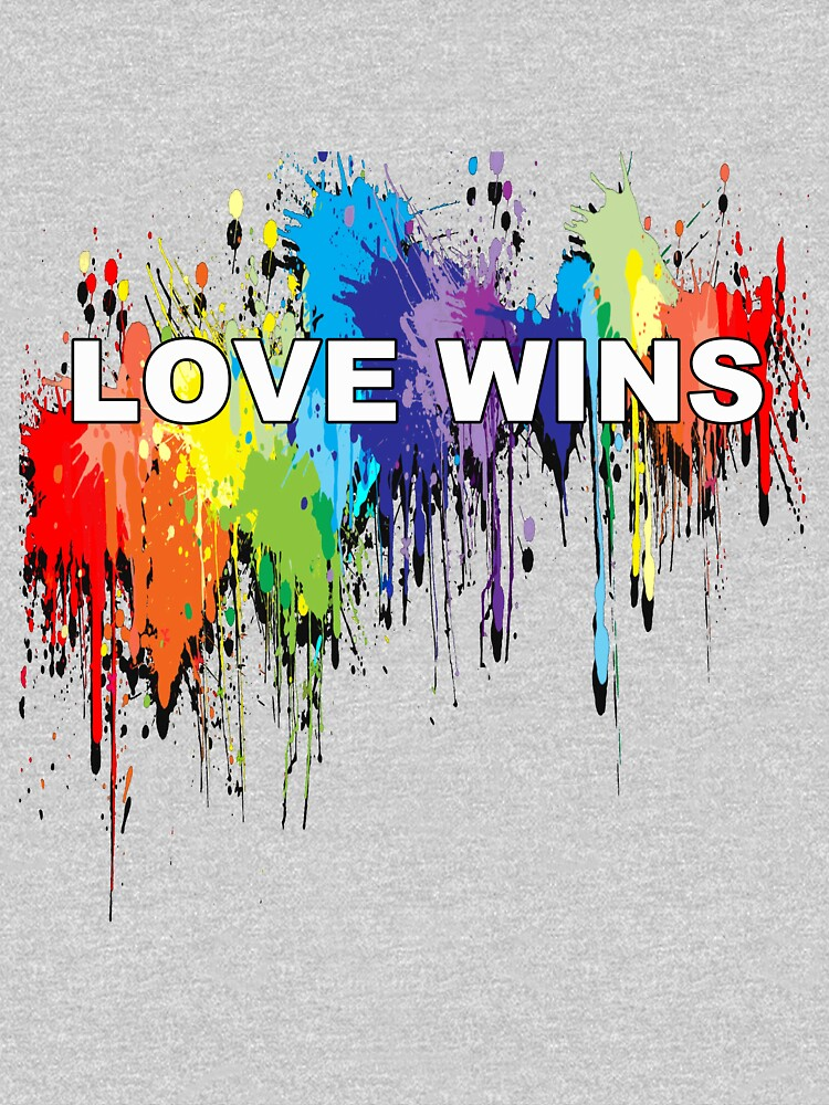 LOVE WINS by tomb42