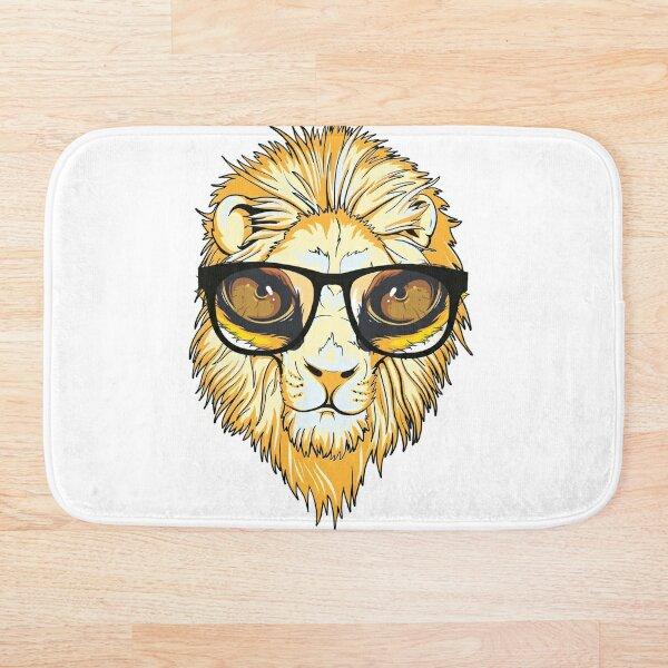 Clever Cat Bath Mat