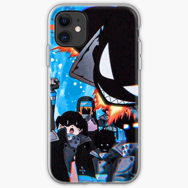 coque iphone 8 fire force