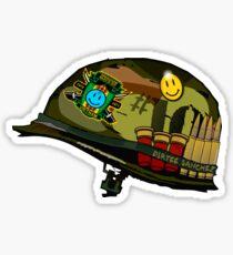 Watchmen - Viet Nam Helmet Sticker