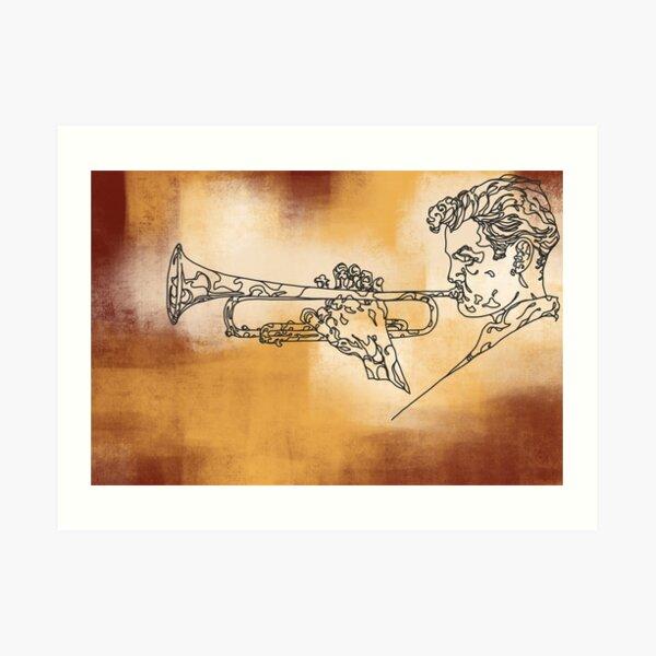 CHET 2 Art Print
