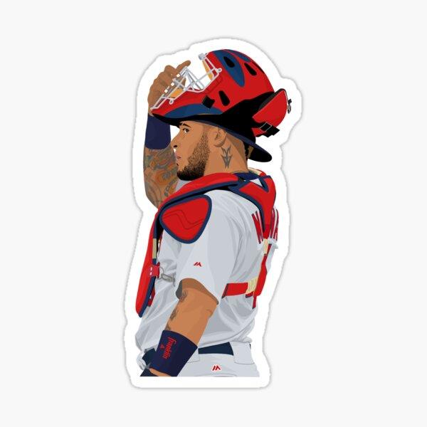 Yadier Molina 4 Sticker