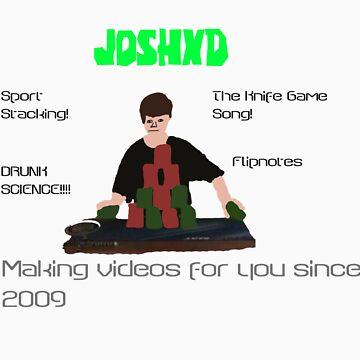 JoshXD: YouTube Sport Stacker by TheArcadeAddict