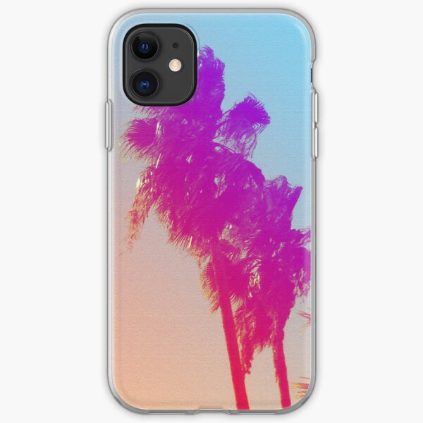 The Feel of Summer iPhone Soft Case