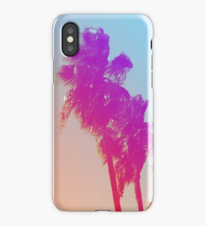The Feel of Summer iPhone Case