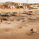 Playas, Ecuador by Paul Wolf