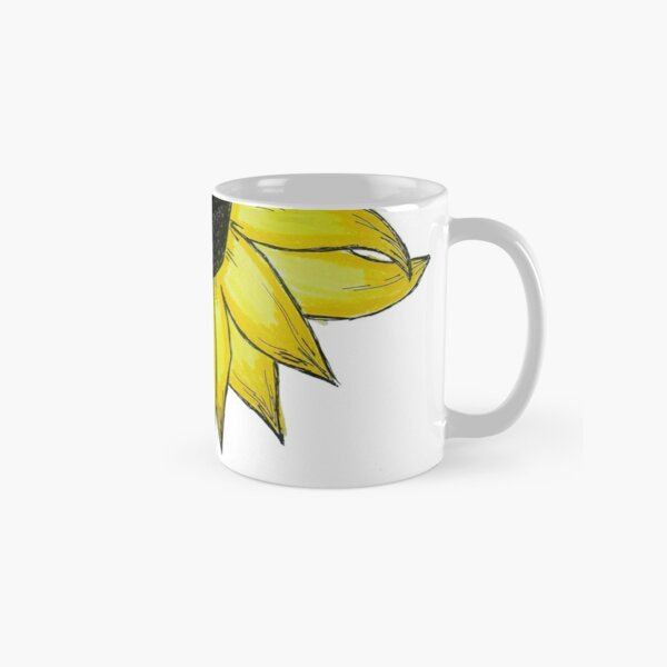 The Sunflower Queen Classic Mug
