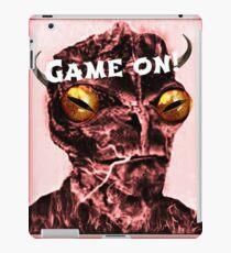 game on iPad Case/Skin