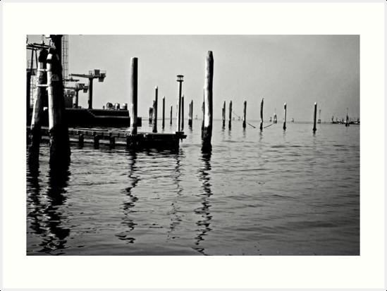 Approaching Murano by eddiechui