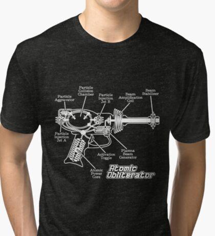 Atomic Obliterator Tri-blend T-Shirt