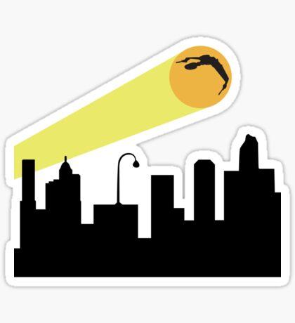 Bat Signal: BoP Sticker