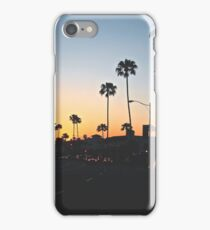 California Palm Trees  iPhone Case/Skin