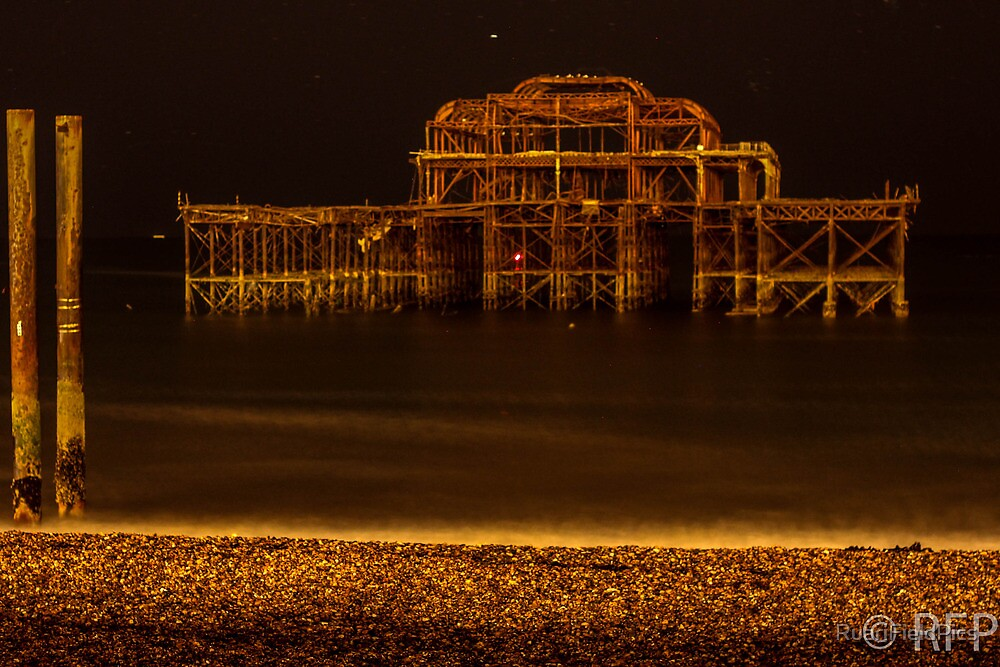 West Pier, Brighton by RuariFieldPics